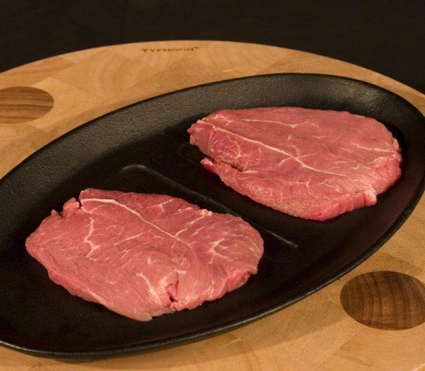 Hallsford Minute Steaks Beef Shorthorn